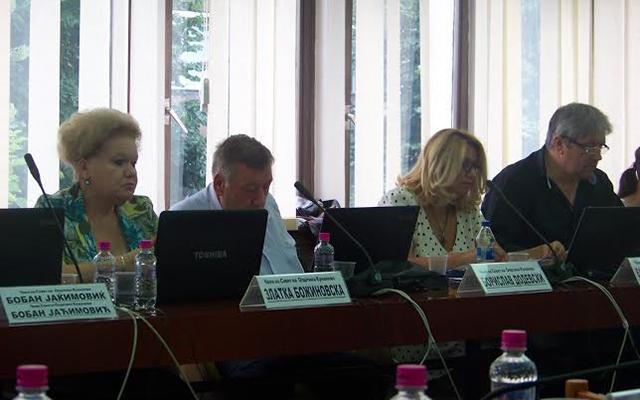 Педесет и втора седница на Советот