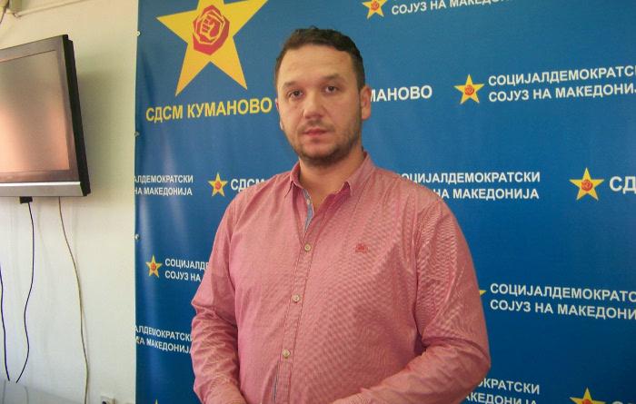 СДСМ: Советниците на ВМРО-ДПМНЕ го блокираат развојот на училишниот спорт