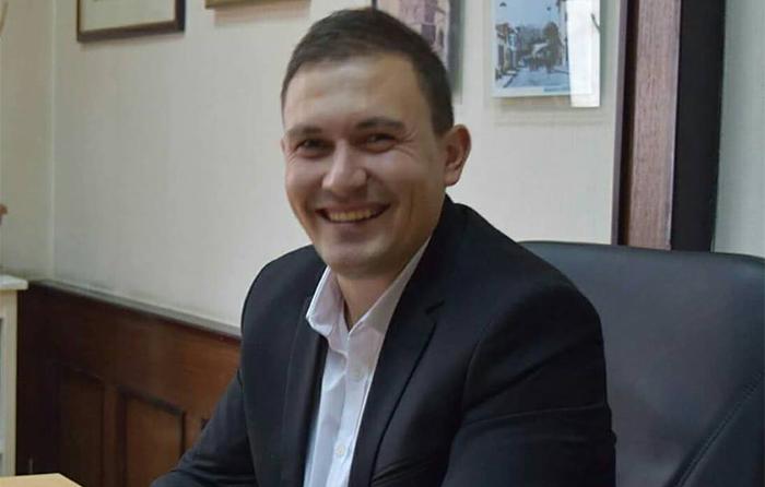 Даниел Стојчевски ќе се кандидира за претседател на СДСМ Куманово