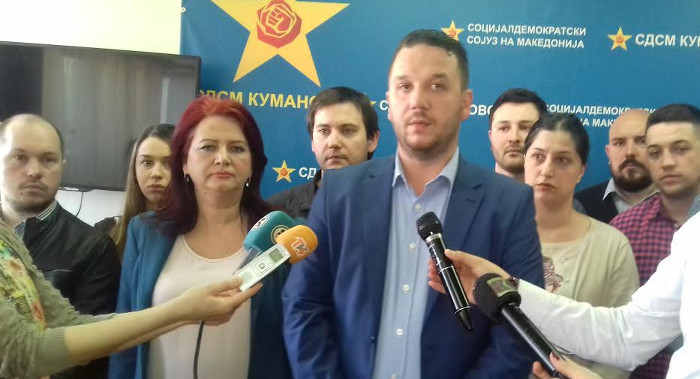 Костовски: Немаше физичка пресметка ни повредени во синоќешната расправија