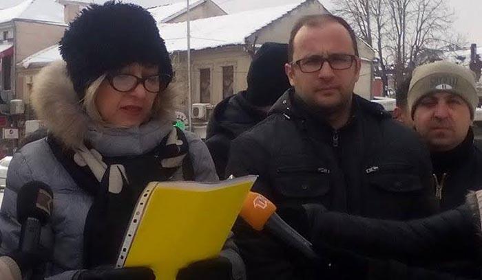 ВМРО-ДПМНЕ: Неисчистените улици срам за градот
