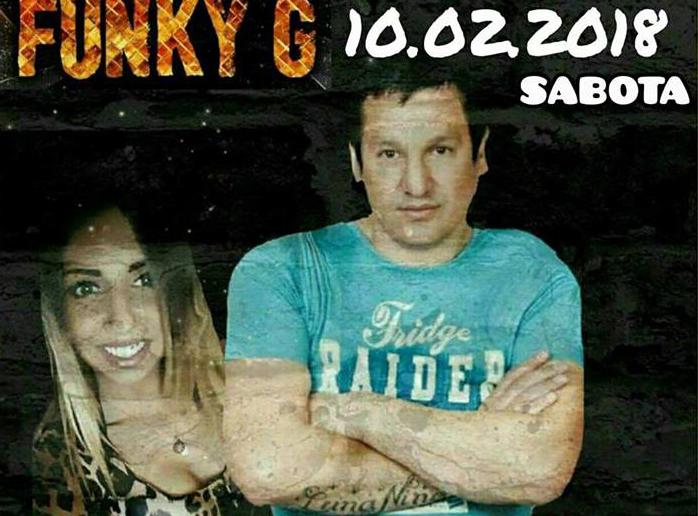 """Гаги од """"Фанки Џи"""" во сабота настапува во клубот """"Инфинити"""""""