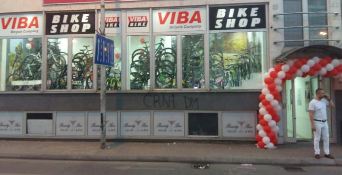 VIBA BIKE отвори ексклузивен салон за велосипеди во Скопје